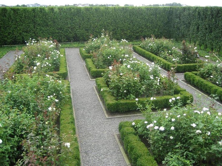 129 best images about french parterre gardens on pinterest for Garden parterre designs