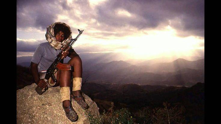 "Veteran Eritrea - E.P.L.F. Artist -""Halaw Wesen"" by Gual Ankere"