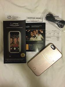 Lumee Phone Case Iphone 6PLUS Rose Gold Authentic | eBay