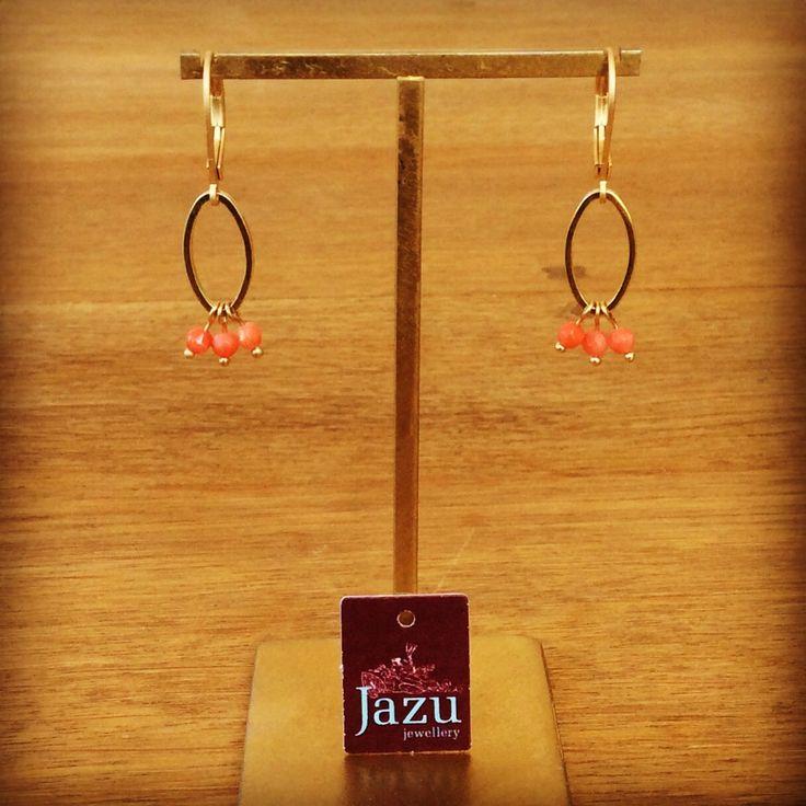 Earrings Jazu Jewellery