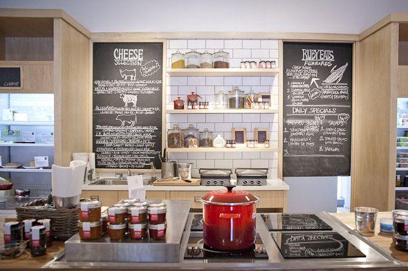 Chef Lynn Crawfords new food store...Ruby Eats! Gotta visit!