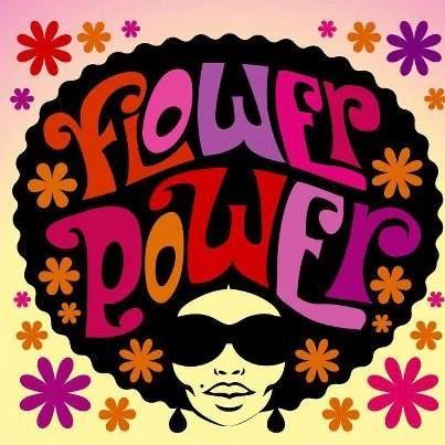 """Vístete con la moda de los años 70 y ven a bailar a nuestra Fiesta FLOWER POWER con la música disco&funk de """"Superfunky"""". A partir de las doce de la noche, en la Gran Vía de Fuente Álamo"""