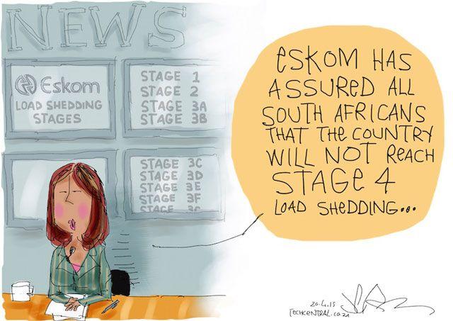 Eskom | Stage 4