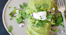 Salsa verde, Burritos and Salsa on Pinterest
