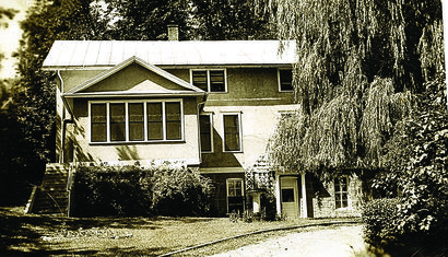 """""""Bode Hall"""": a view from the past - NUJournal.com 