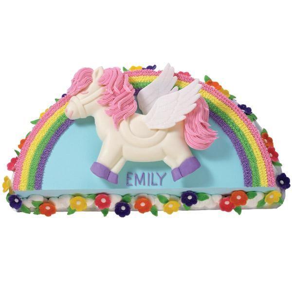 Edible Rocking Horse Cake Topper