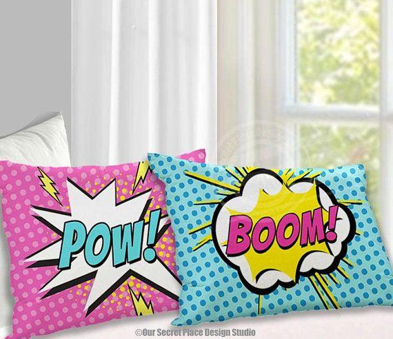 superhero pillow case girls superhero