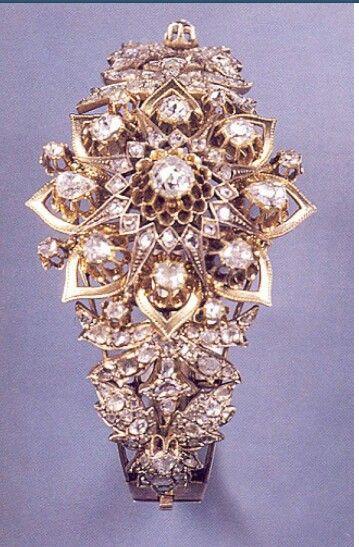 Ottoman Antiqua Jewellery 19.yy-Zümrütlü yeşim zingir (ok atma yüzüğü), Topkapı Sarayı Müzesi
