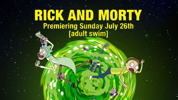 Watch Rick and Morty on Adult Swim. Another ATX TV find--I'm not usually an Adult Swim fan, but this one has a lot more depth.