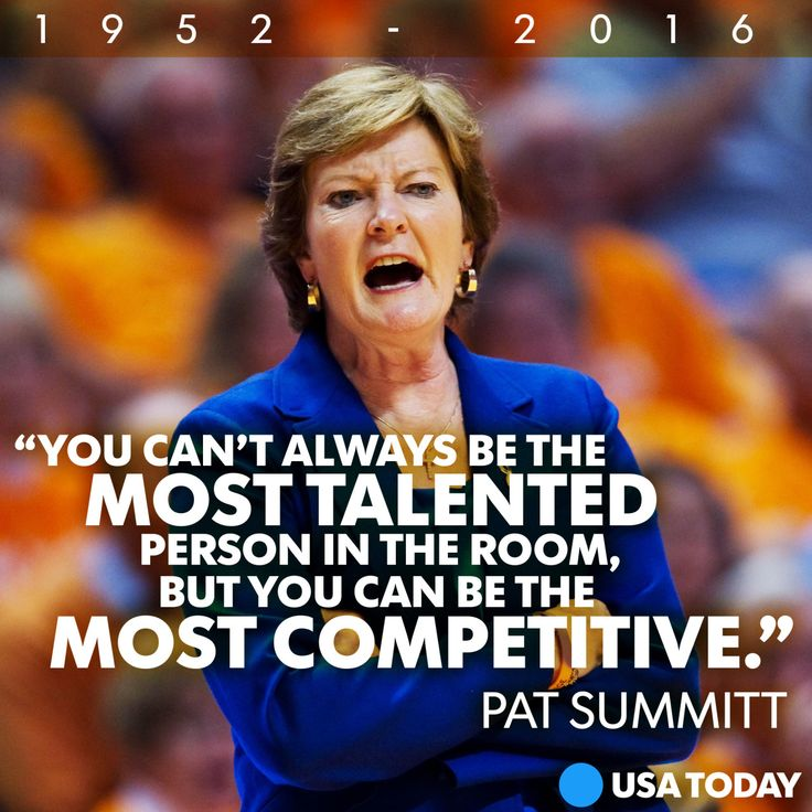 Legendary Tennessee coach Pat Summitt dies at 64Pat Summitt died early Tuesday, five years since being diagnosed at 59 with early onset dementia in the form of Alzheimer's. It was as if she were...