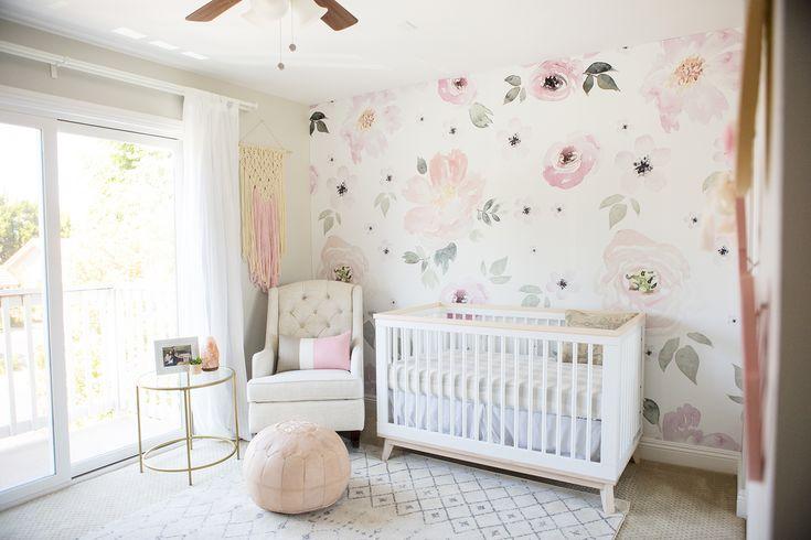 1468 Best Baby Girl Nursery Ideas Images On Pinterest