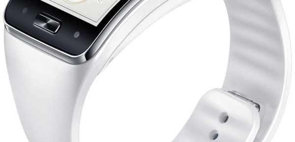 Samsung Gear S Strap – Retail Packaging – White