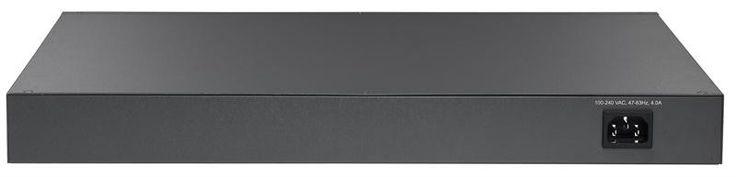 "SMCGS26P Gigabit Ethernet 24+2 SFP ports L2 web-smart POE managed switch, rack 19"""