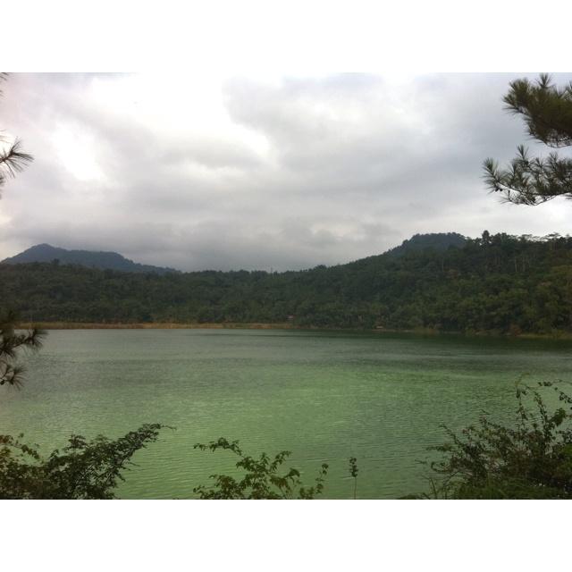 Danau Linau, Manado