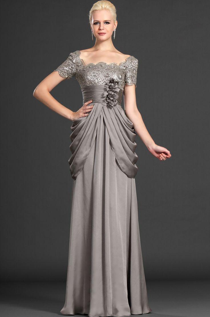 eDressit Stylish Off Shoulder Mother of the Bride Dress (26121108)