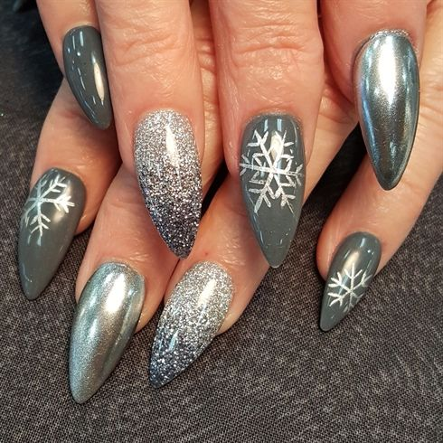 1733 best images about nail art  christmas and winter