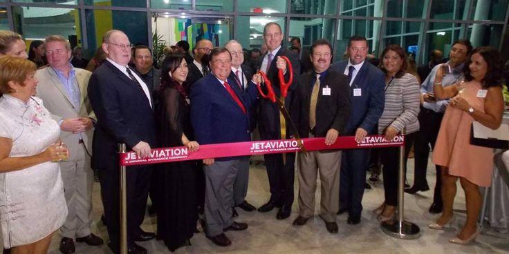 Jet Aviation San Juan Holds Grand Opening - Aviation International News