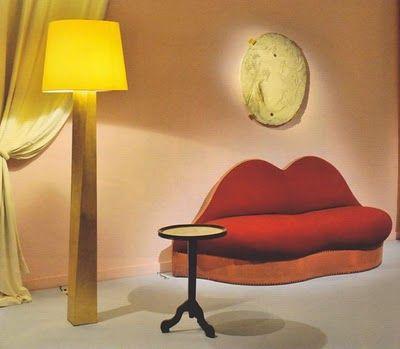 Jean-Michel Frank designs.....