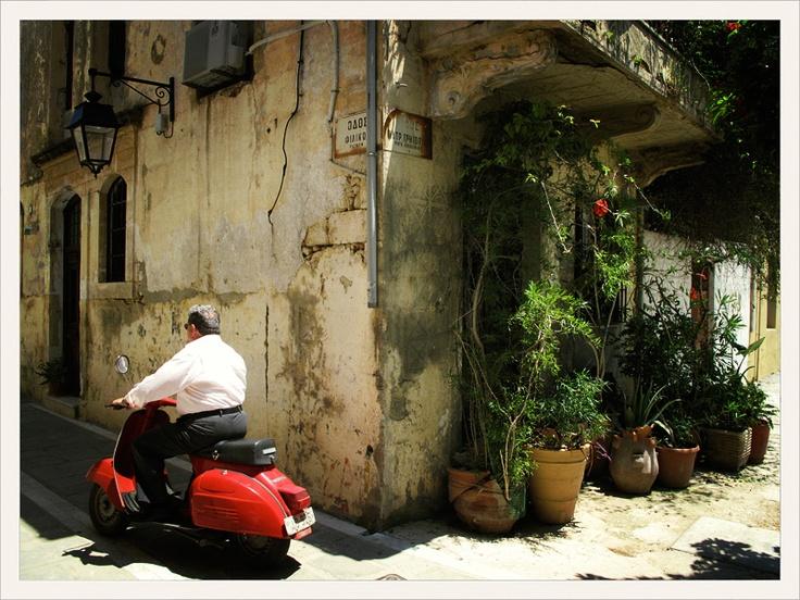 Rethymno, Kreta, Crete