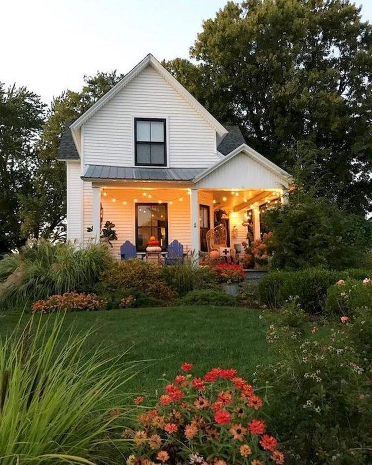47+ Cool Modern Farmhouse Exterior Designs | Modern ...