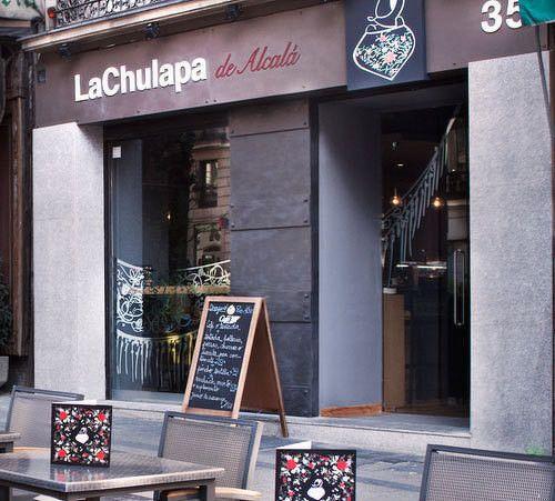 Diseño fachada del restaurante