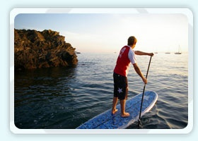Stand-Up Paddle Surf