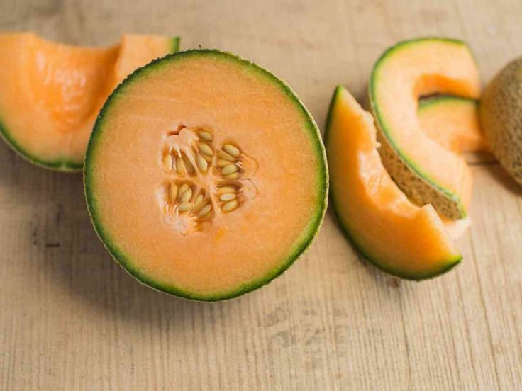 Cantaloupe x 3