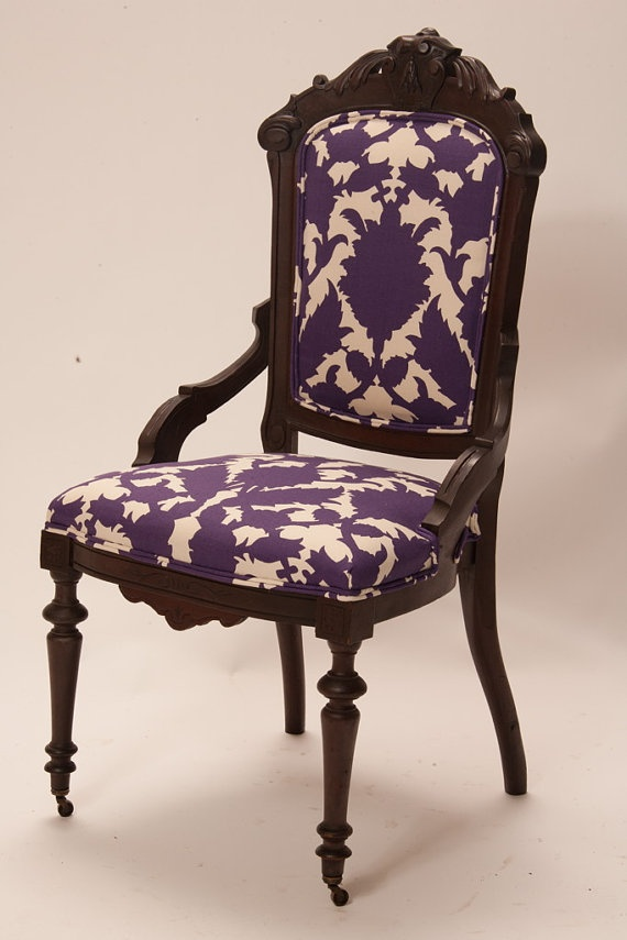 17 Best images about Recover My Victorian Parlor Chairs on