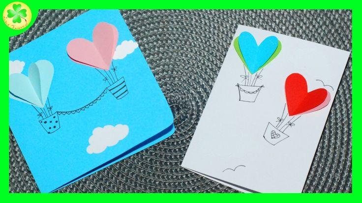 Wideo instruktaż prezentujący sposób powstawania prześlicznej kartki walentynkowej z serduszkowymi balonami :)   #kartka #kartkawalentynkowa #walentynki #balony #serca #balon #kartkahandmade #card #valentinescard #valentines #valentinesday #balloon #balloons #heart #hearts #diy #zróbtosam #craft #crafts #handmade #tutorial #poradnik #jakzrobić #howto #lubietworzyc #film #filmik #movie #YouTube #youtube