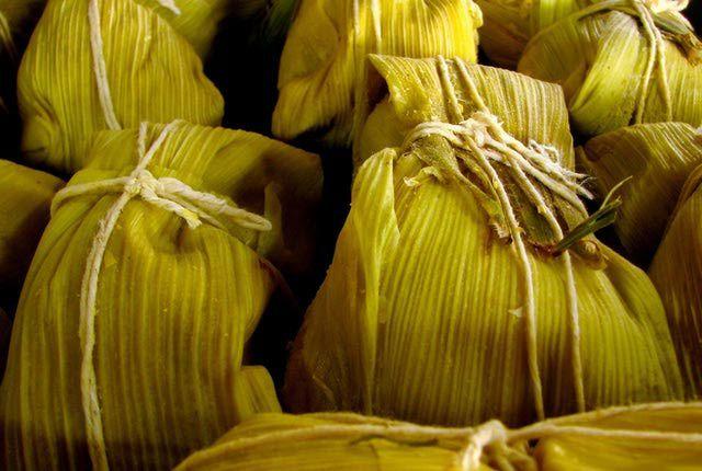 How to Make Delicious Humitas, South American Corn Tamales PERU]