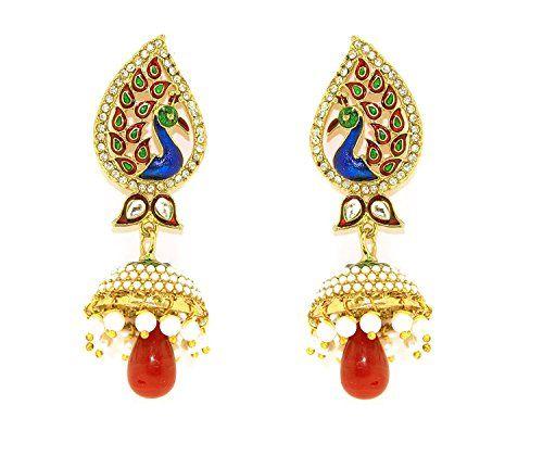Elegant Indian Bollywood Gold Plated Red & Blue Peacock S... https://www.amazon.com/dp/B01MUC6E11/ref=cm_sw_r_pi_dp_x_xlYHyb1G0CXAH