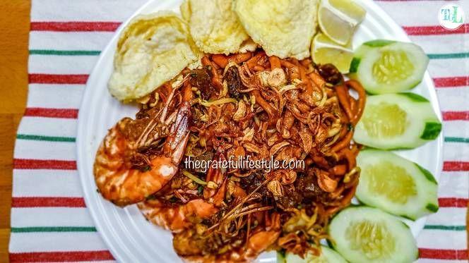 Resep Mie Aceh Otentik Dengan Bumbu Rahasia A La Kedai Oleh The Grateful Lifestyle Resep Masakan Rebusan Tumis