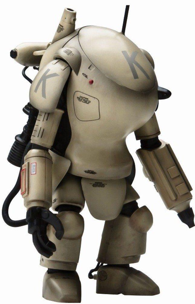 Amazon.com: Senario Maschinen Krieger SFAS Fireball 03 Figure: Toys & Games