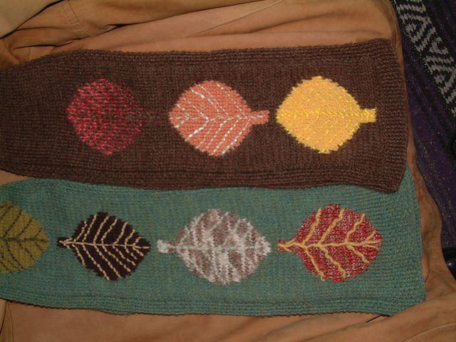159 best Knitting : leaf theme images on Pinterest | Knitting ...