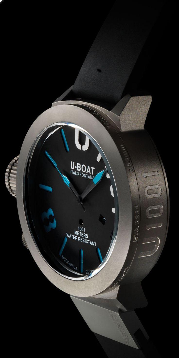 U-Boat Classico 55 U-1001 Limited Edition Watch