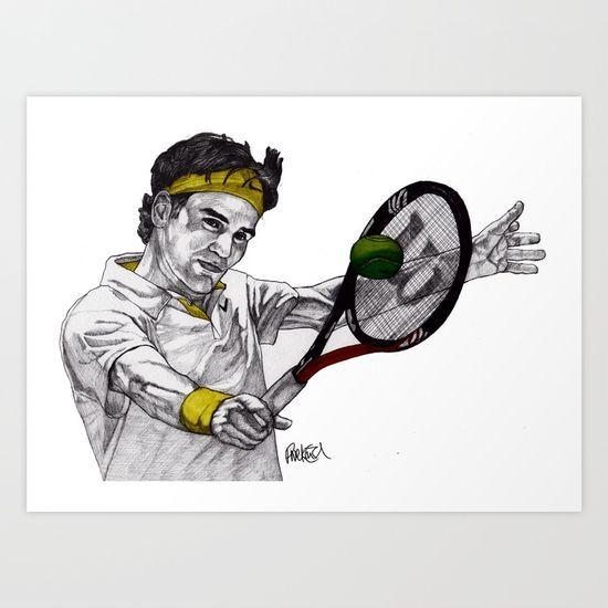 Tennis Federer - $22