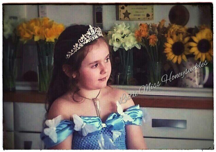 Princess photo shoot