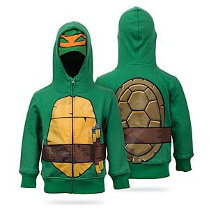 Teenage Mutant Ninja Turtle Kids' Hoodie