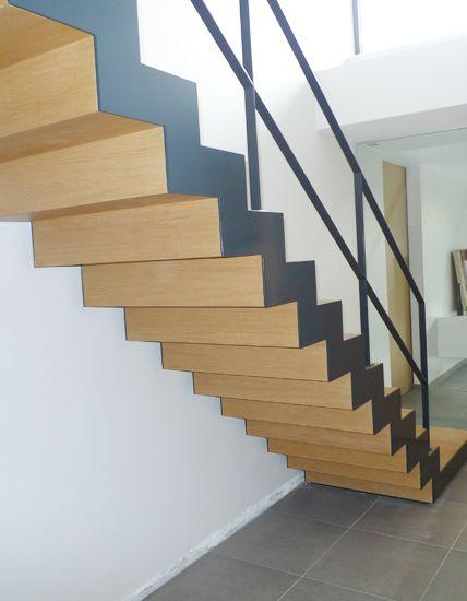 25 beste idee n over metalen trap op pinterest trap ontwerp trappen en trappenhuis ontwerp - Metalen trap design hout ...