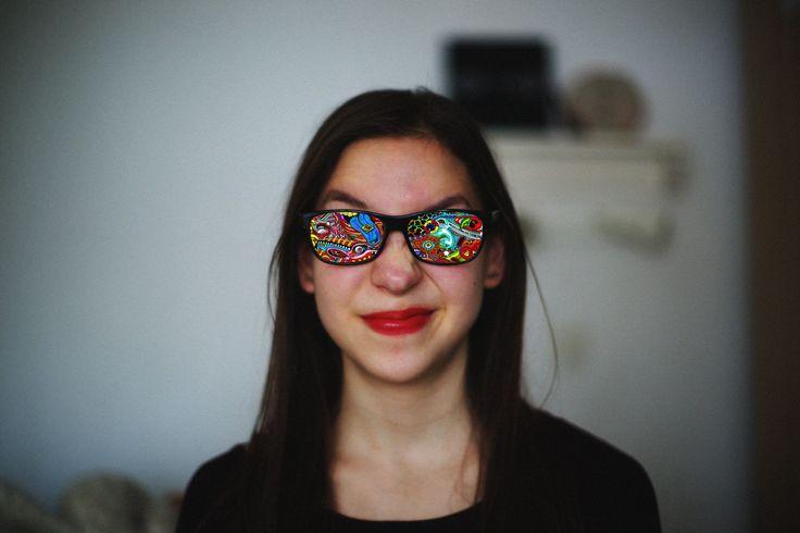 https://flic.kr/p/EdmWoA | glasses | SONY DSC