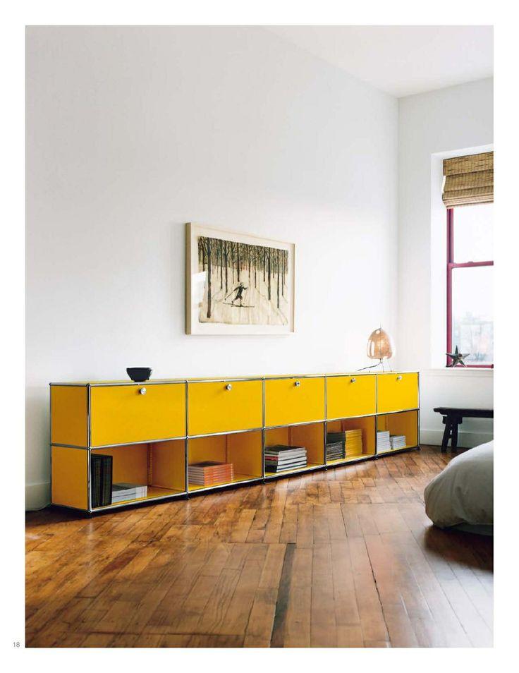 17 best images about usm on pinterest vienna media - Modular bedroom furniture systems ...