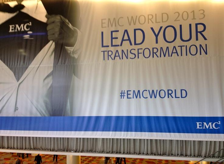 EMC World 2013, Kingdom Ridge Capital, KRC, Las Vegas, Geeks on the Road