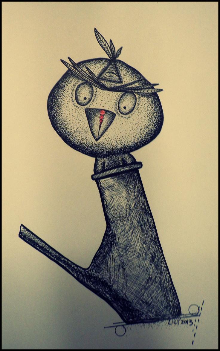 bird whitle