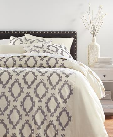 Pompei Grey Bedding Set - Duvet Sets - Bedding Sets | HomeDecorators.com