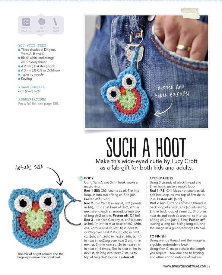 #ClippedOnIssuu from Simply crochet your crochet christmas 2015