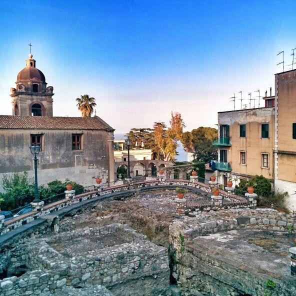 Paesaggi siciliani - Taormina