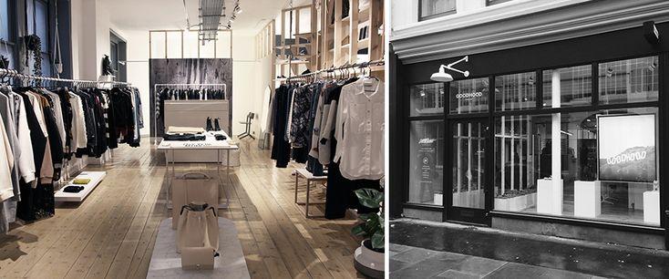 Sartoria Vico @ The Goodhood Store / LONDON #sartoriavico #retailers #shop #london #beautifulpeople @good