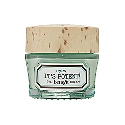 This eye cream is FANTASTIC!!!!!  It minimizes dark circles and decreases wrinkles!  Well worth it, highly recommended!