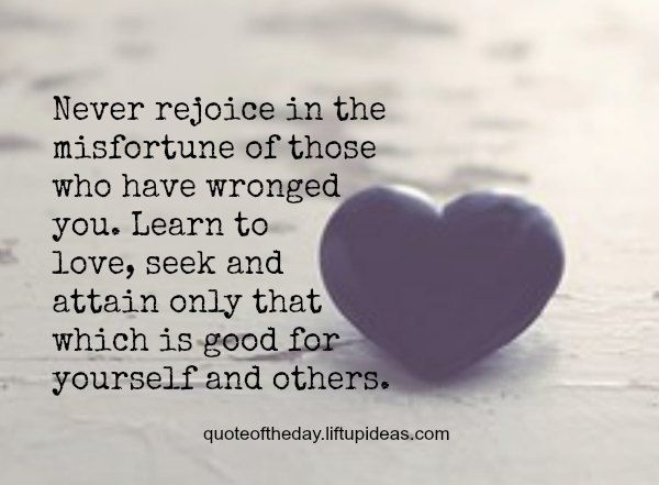 never-rejoice-misfortune-wronged-learn-love-seek-attain-good-yourself-others-muf… – Mufti Menk