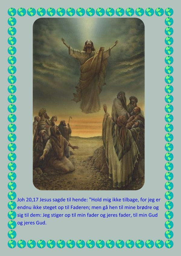 Jesus kommer!
